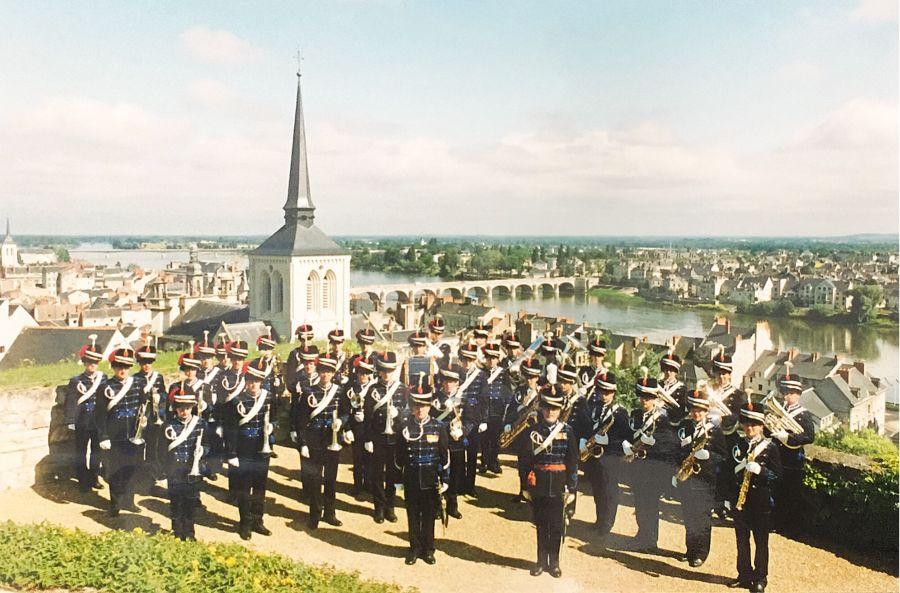 Trompettercorps der Cavalerie